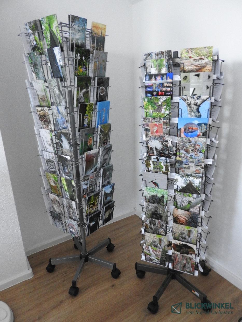 FotoGedicht Karten und Fotokarten im Blickwinkelraum