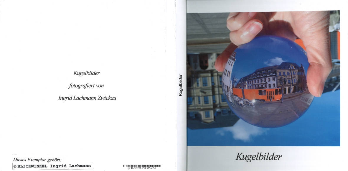 Fotobuch -Kugelbilder – 20×20 cm Inhalt