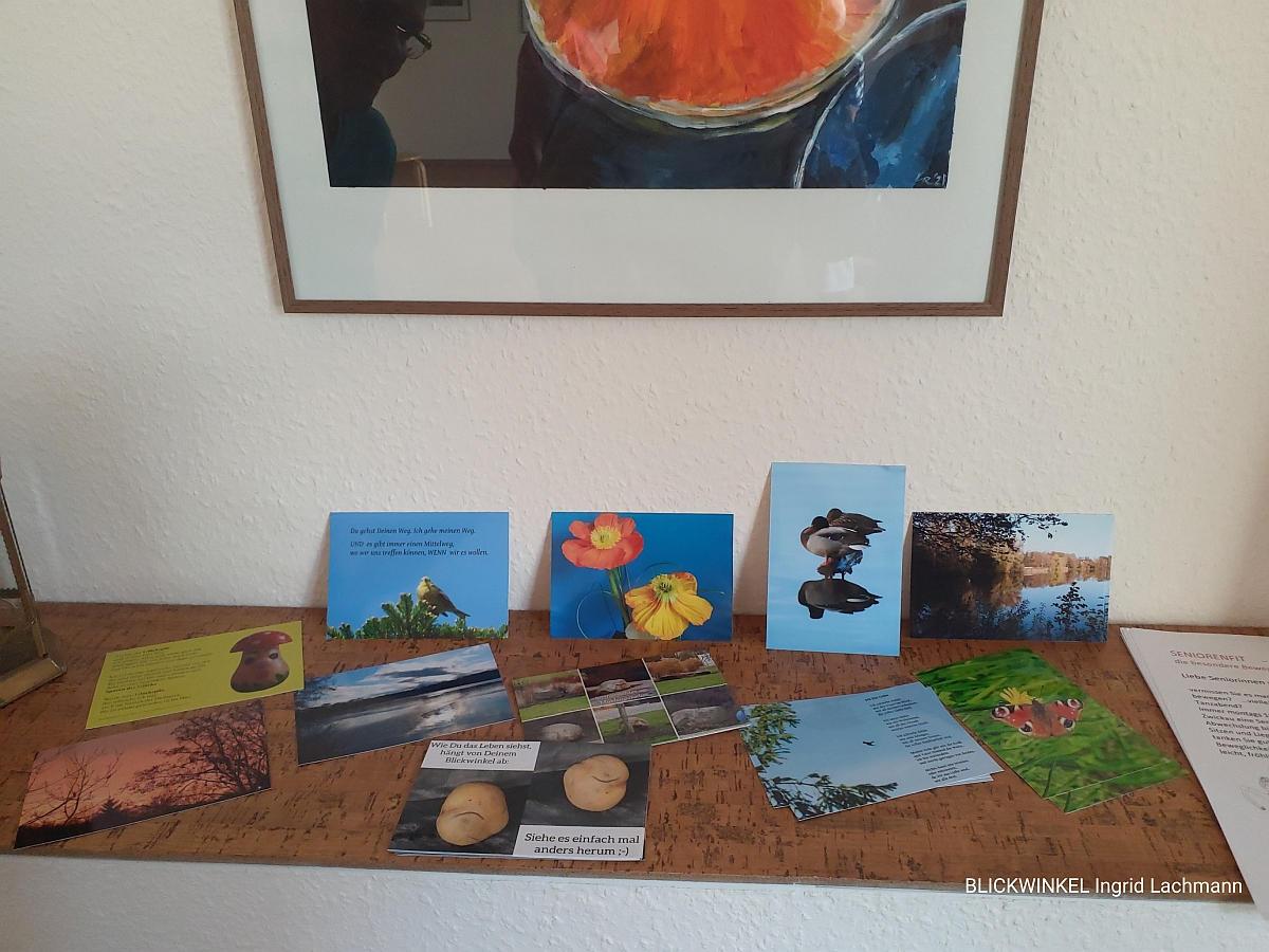 Karten als Geschenk bei SOMA Zwickau